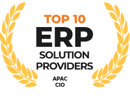 APAC CIO - Top 10 ERP Solution Providers